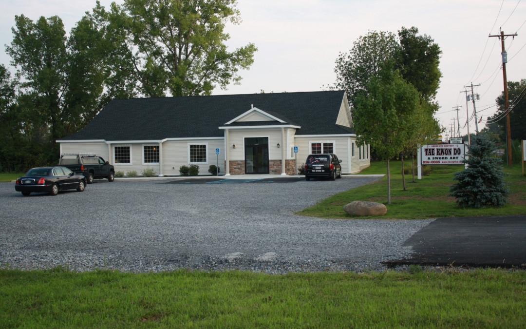 Chong Hyo Century Tae Kwon Do Academy, Rt. 50, Town of Ballston (Burnt Hills), Saratoga County, NY