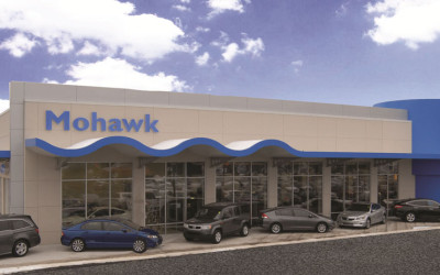 Mohawk Honda facility expansions, Town of Glenville, Schenectady County, NY